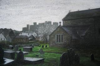 Conwy Churchyard