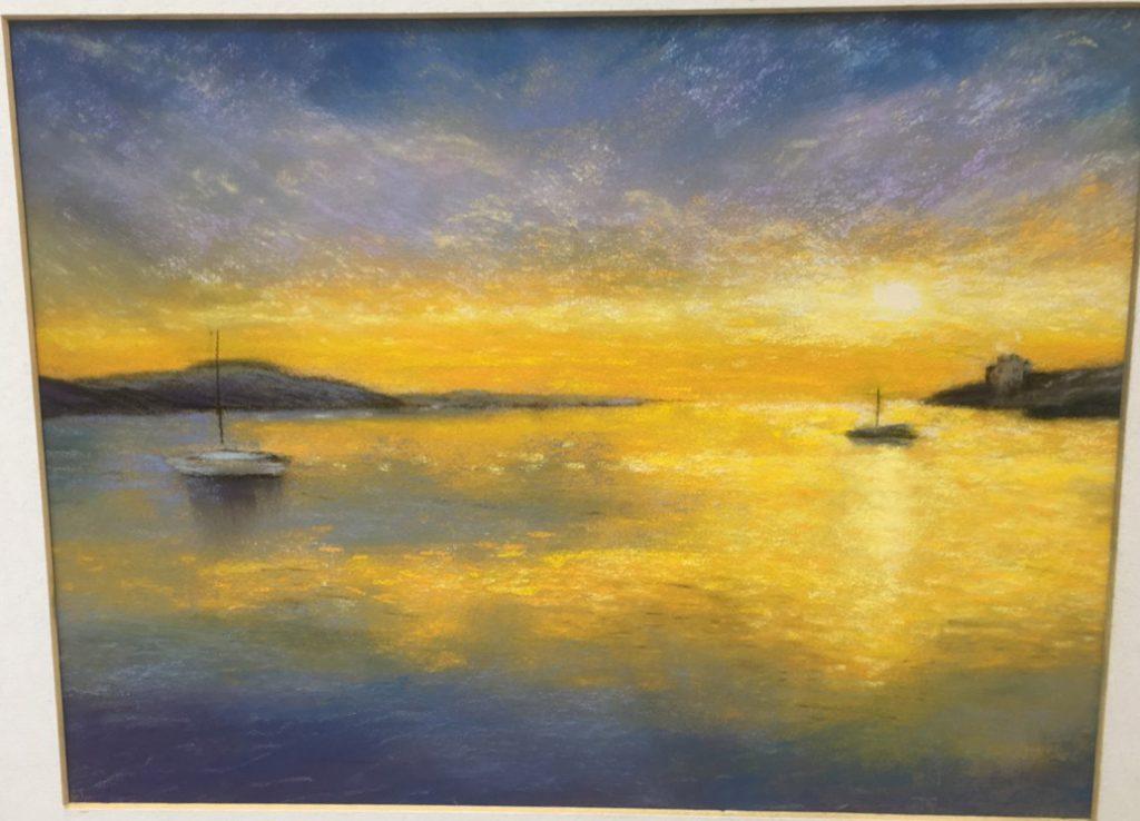 Evening light Conwy Estuary